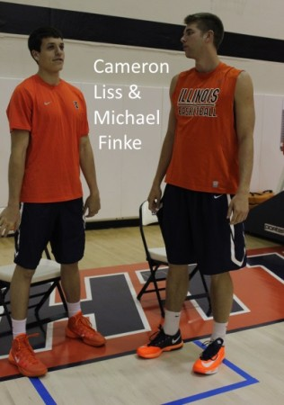 Cameron Liss and Michael Finke