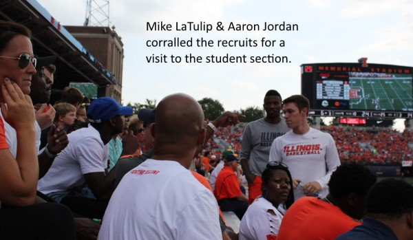 Mike LaTulip and Aaron Jordan