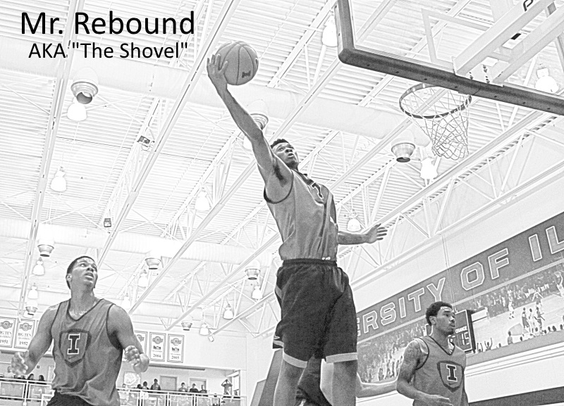 Mr Rebound Leron Black