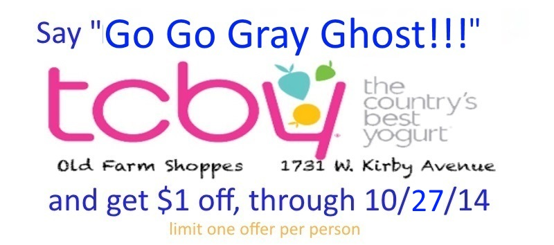 go go gray ghost