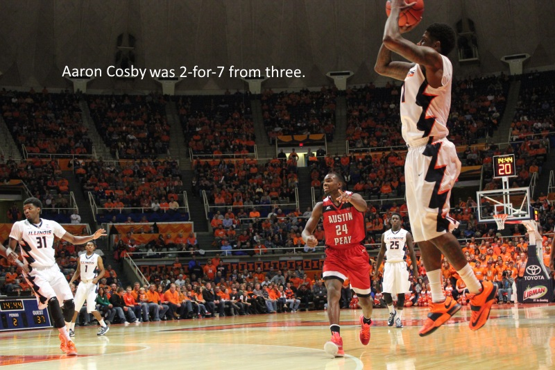 Aaron Cosby 2-for-7
