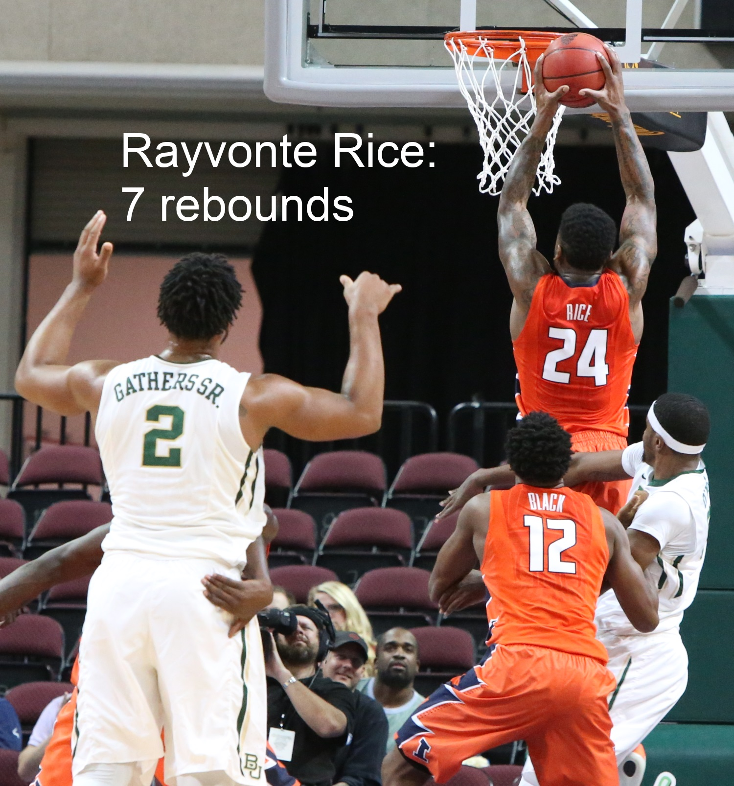 Rayvonte Rice 7 rebounds