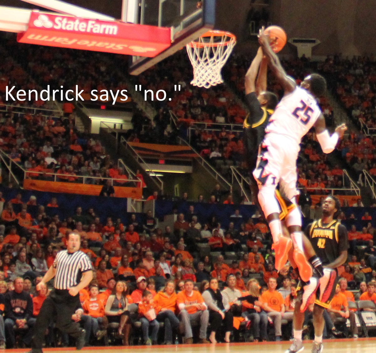 Kendrick Nunn says no