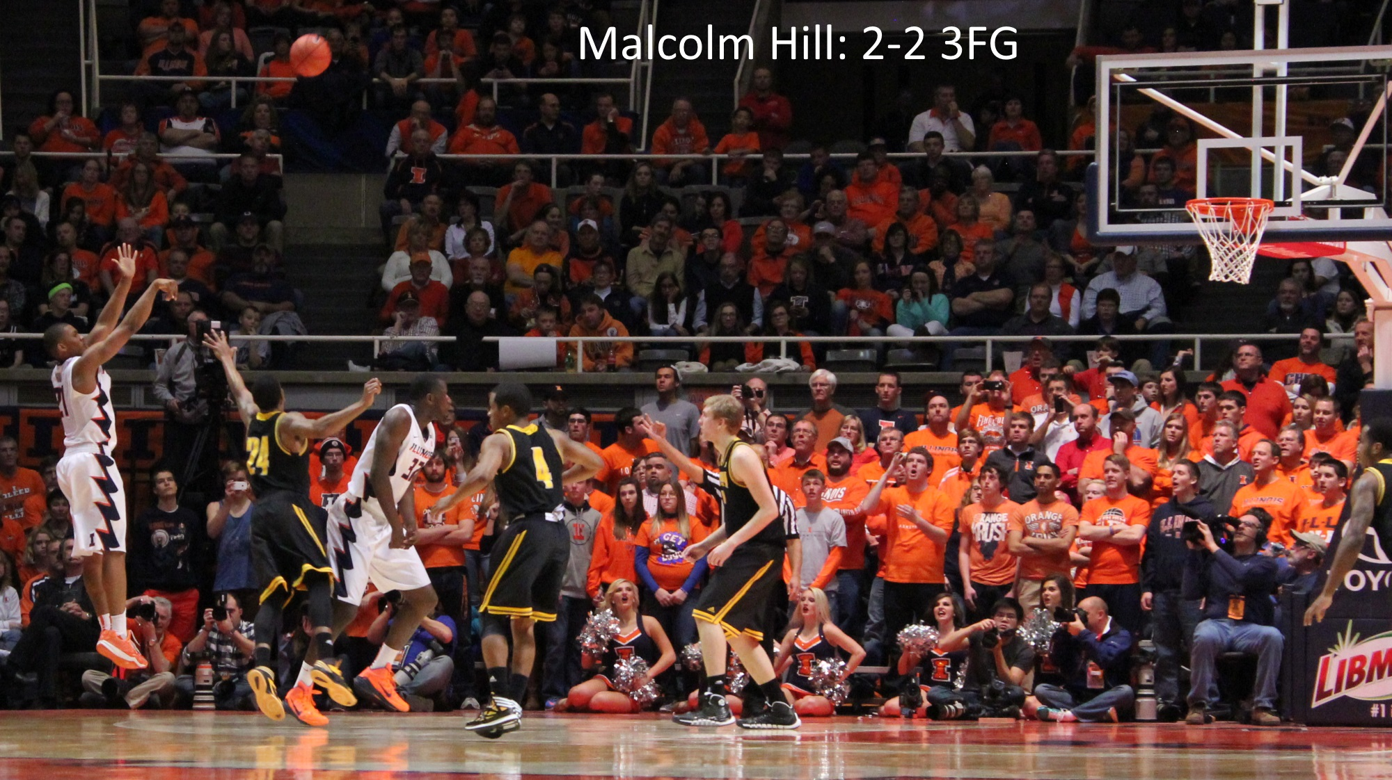 Malcolm Hill - 2 for 2 - 3fg