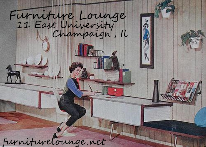 Furniture Lounge cartoon