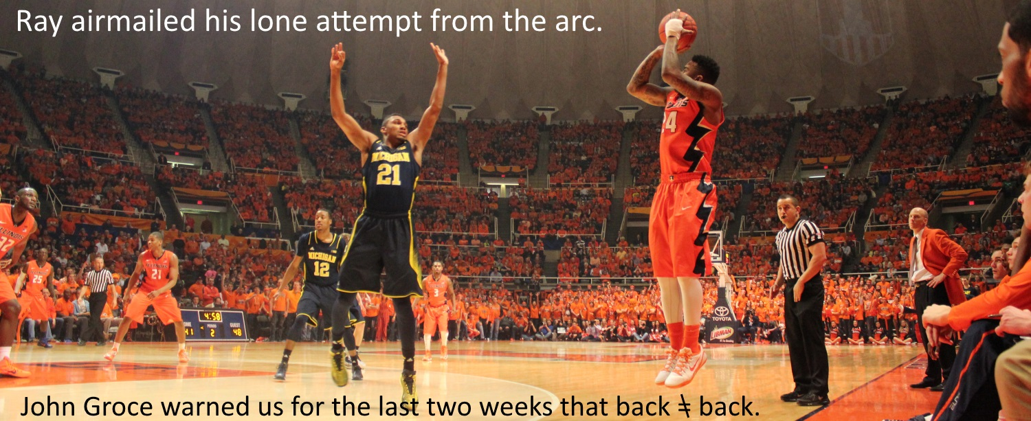 RAy airmailed his only three back does not equal back