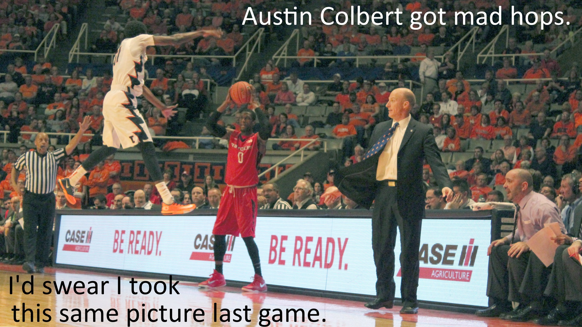 austin colbert got mad hops