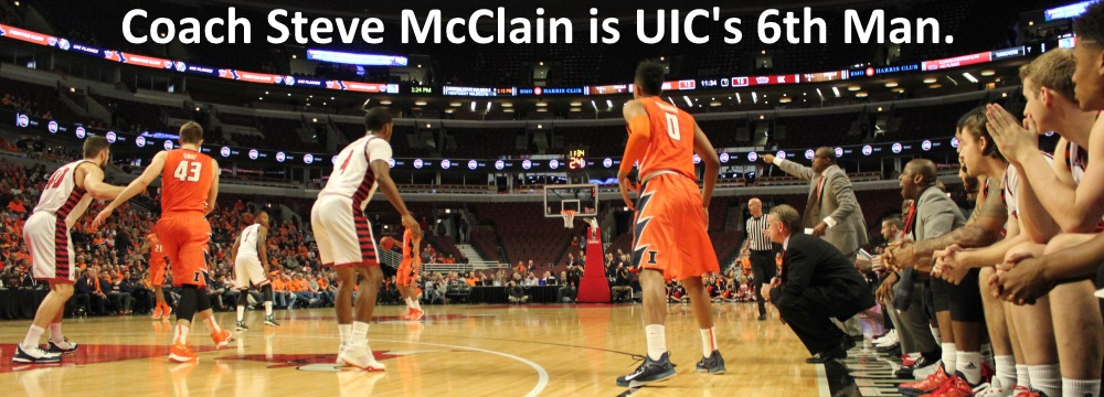 Steve McClain 6th man