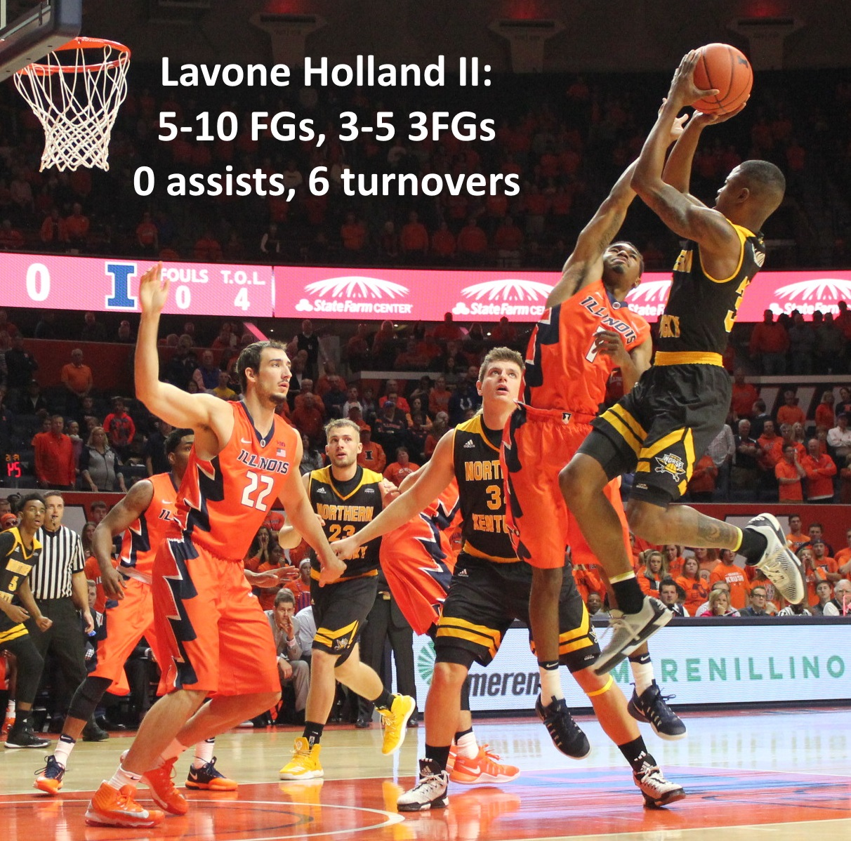 lavone-holland-stat-line-northern-kentucky-at-illini